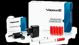 Vapour 2 Starterkit E Zigarette